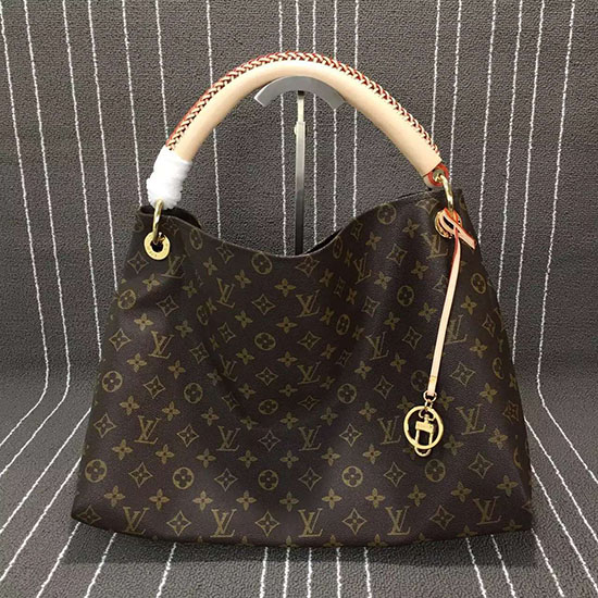Louis Vuitton Monogram Canvas Artsy MM M40249