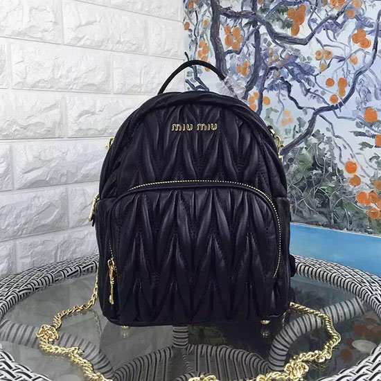 Miu Miu Backpack Mini