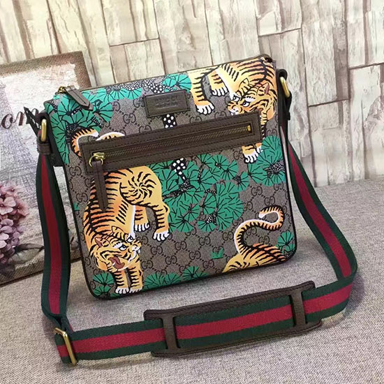 cbd7be75a0520a Gucci Bengal Messenger Bag For Sale | Stanford Center for ...