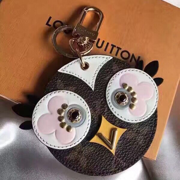 Louis Vuitton Lovely Birds Bag Charm & Key Holder M62604