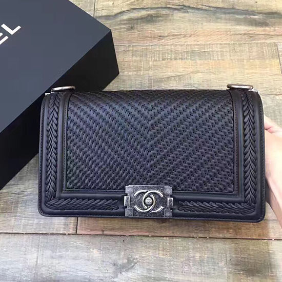 0c8d0965118e1a Chanel Boy Bag A67086   Stanford Center for Opportunity Policy in ...