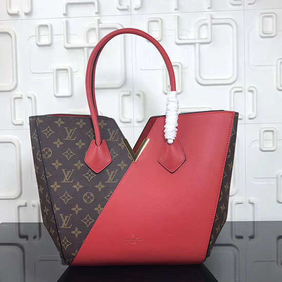 4db05fb35492 Louis Vuitton Monogram Canvas Kimono Red M40458 ...