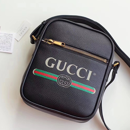 85deff328a3692 Gucci Print Messenger Bag 523591 | Stanford Center for Opportunity ...